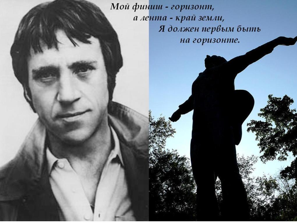 Поздравления с днем рождения от владимира высоцкого 56