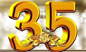 35 лет юбилей