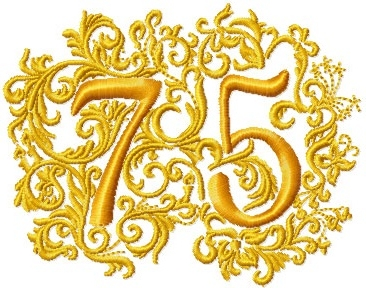 75 лет юбилей