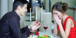 Как сделать девушке предложение руки и сердца