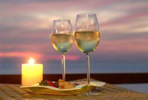 Как устроить романтический ужин для любимого
